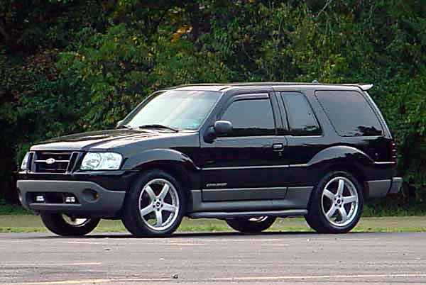 black magic 2001 ford explorer sport truck. Cars Review. Best American Auto & Cars Review